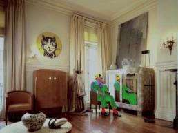 Andy Warhol_s Living Room, 1987 - David Gamble copy