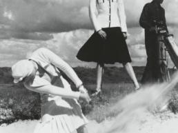 Norman Parkinson - GOLFING AT LE TOUQUET copy