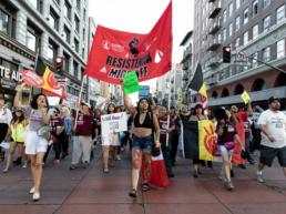 Migrant Resistance