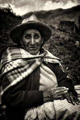 Quechuan Woman
