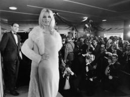 brigbardotinwestwood for viva maria 1964