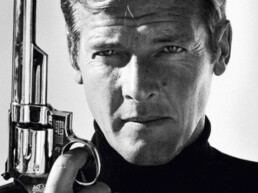 co-signed roger moore