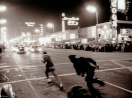 lapd on hollywood boulevard